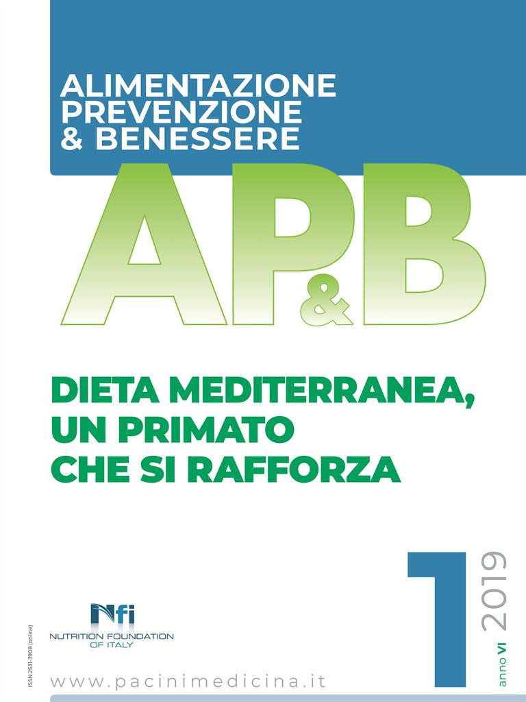 Ap B Alimentazione Prevenzione Benessere N 1 2019