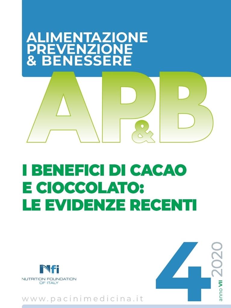 Ap B Alimentazione Prevenzione Benessere N 4 2020